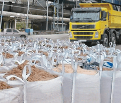 Refractory Bulk Bags